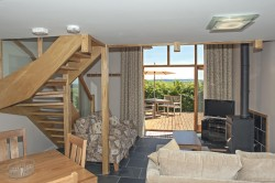 Holiday Cottage for the New Year in Devon